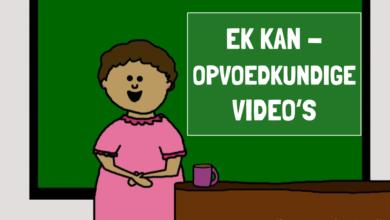 Photo of Ek kan – Gratis opvoedkundige video's