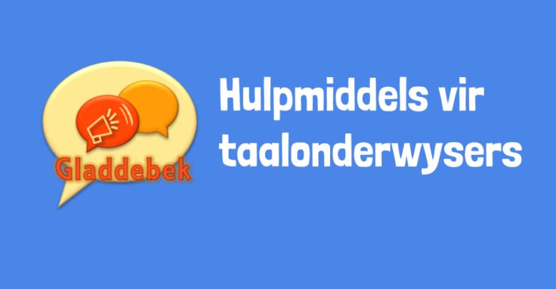 Photo of Gladdebek – Hulpmiddels vir taalonnies