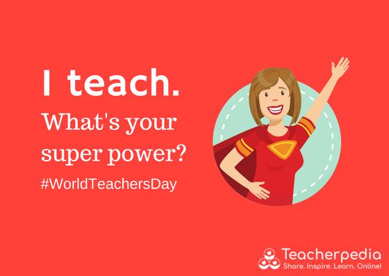 Photo of Happy World Teachers' Day