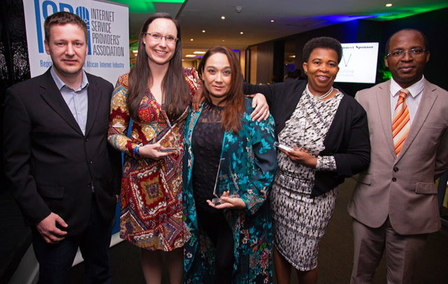 Photo of A Trio of Winners for ICT in Education Awards