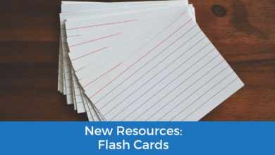 Photo of Flash Cards for Your Classroom