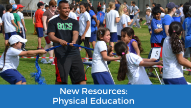 Photo of Physical Education Lesson Resources