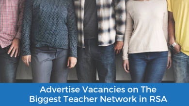 Photo of Advertise Vacancies on The Biggest Teacher Network in South Africa – Teacha! Jobs