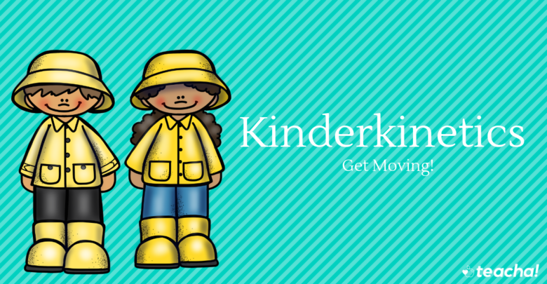 Photo of Kinderkinetics – Get your kids moving!