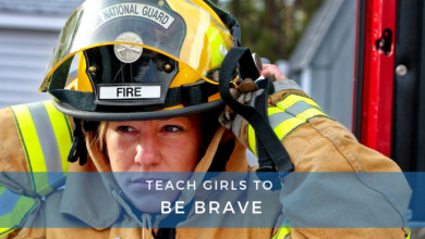 Photo of Teach Girls to Be Brave