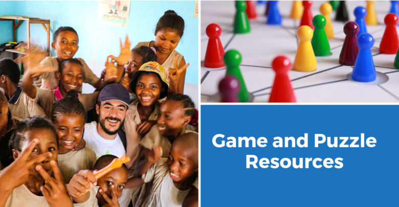 Photo of Game and Puzzle Resources