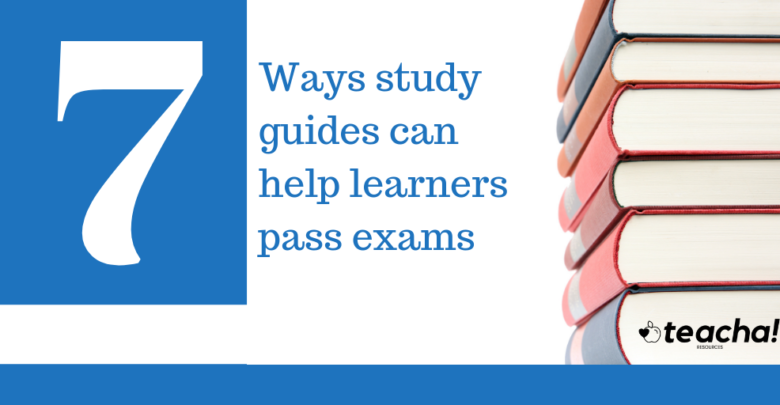 Photo of 7 ways study guides can help learners pass exams