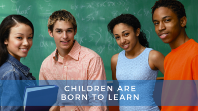 Photo of Children Are Born to Learn