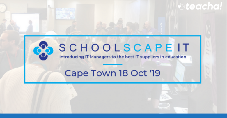 Photo of Schoolscape IT Coming to Cape Town in October '19