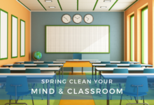 Photo of Tips to Spring Clean Your Mind and Classroom