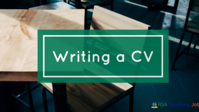 Photo of Tips to Help Teachers Write the Perfect CV