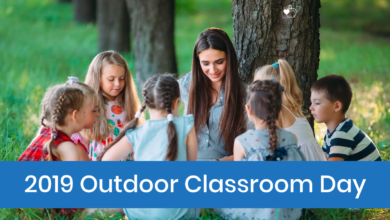 Photo of All About Outdoor Classroom Day!