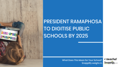 Photo of President Ramaphosa to Digitise Public Schools by 2025.