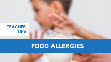 Photo of Teacher Tip: Food Allergies