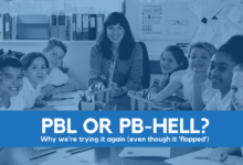 Photo of Our first PBL adventure – why we're trying it again even though it 'flopped'