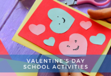 Photo of Valentine's Day School Activities