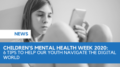 Photo of Children's Mental Health Week 2020: 6 tips to help our youth navigate the digital world