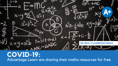 Photo of COVID-19: Advantage Learn are sharing their maths resources for free