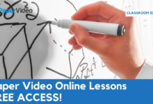 Photo of Free access to Paper Video resources during school closures