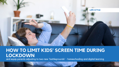 Photo of How to limit kids' screen time during lockdown