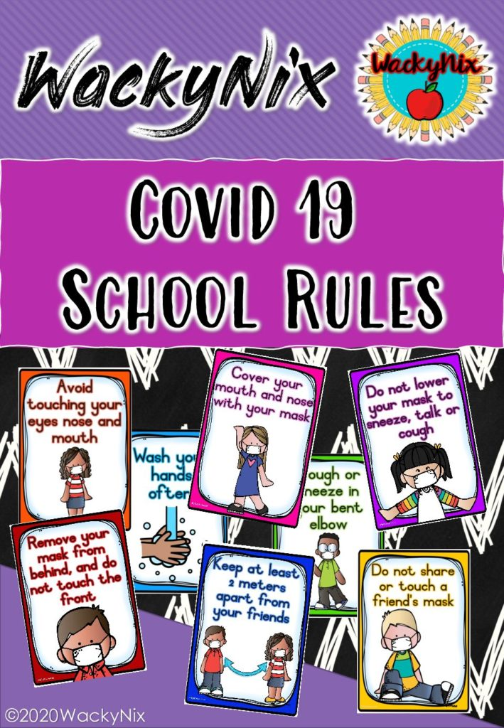 Covid 19 Classroom Resources Teacha