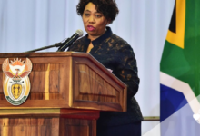 Photo of Minister Angie Motshekga: Coronavirus Covid 19 readiness for re-opening of schools