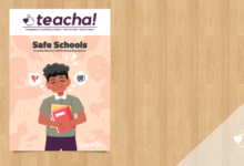 Photo of BRAND NEW Teacha! Magazine – School Safety Edition