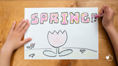 Photo of Spring-Themed Resources